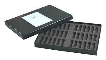 Unison : Soft Pastel : Empty black 36 Box