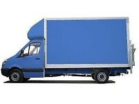URGENT REMOVAL SERVICES MAN WITH VAN HIRE LUTON VAN WTIH TAIL LIFT BIKE MOPED CAR RECOVERY LONDON