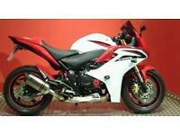 Honda cbr600f sports tourer motorbike
