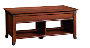 Sauder Carson Forge Lift-Top Coffee Table - Brand New Assembled