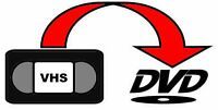 Video Conversion From VHS Tapes To DVD or Digital File