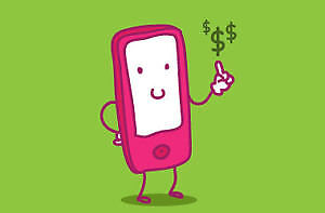 No Contract $ 14 Cell Phone Monthly Plan