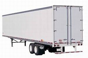 53 Ft Trailer (Dry Storage)