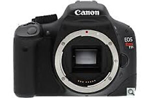 Looking for: Canon T2i or T3i (body only)