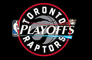 RAPTORS ECS ROUND 2 UPPERBOWL TICKETS - $400 for pair OBO