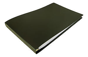 "11"" x 17"" Black Binder from Gemex-Great condition + more-Lot $5"