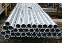 aluminium tubes - aluminium poles - aluminium pipes - NORTHERN IRELAND