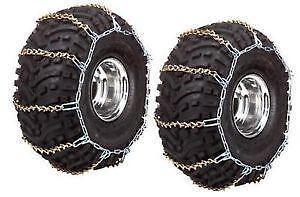 Kawasaki Mule Tire Chains