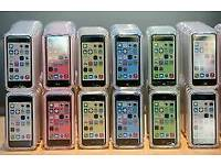 Open To All Networks Brand New Apple Iphone 5c 16gb-32gb Unlocked Mostly All Colours