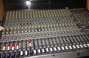Aubaine console de mixage