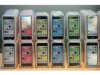 Open To All Networks Brand New Apple Iphone 5c 16gb Unlocked Mostly All Colours