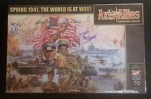 AXIS AND ALLIES 50TH ANNIVERSARY EDITION (USED) London Ontario image 1