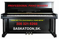 PROFESSIONAL PIANO MOVERS - SPECIALIZING IN PIANO MOVING