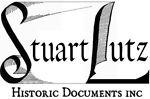 Stuart Lutz Historic Documents