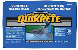 LOW PRICE ON CONCRETE RESURFACER 18KG BAG'S (conres)