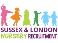 Nursery Practitioners Sussex