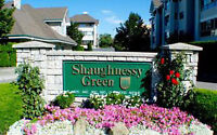 "Grand & spacious corner unit in ""Shaugnessey Green"""