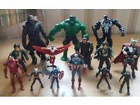 Bundle of Action Hero Figures