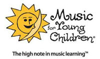 Music for Young Children Programs (2-9yrs)