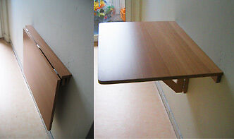 New ikea norbo table wall mounted drop leaf table in for Ikea wall mounted drop leaf folding table