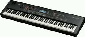 YAMAHA MOX8 PROFESSIONAL SYNTHESIZER STAGE PIANO