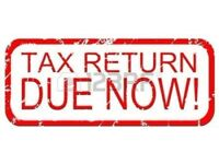 Self encasement tax return