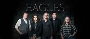 EAGLES concert tickets - JULY 17