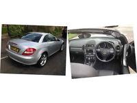 Tiptronic Auto, Facelift model Mercedes-Benz SLK 1.8
