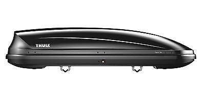 thule dachbox pacific ebay. Black Bedroom Furniture Sets. Home Design Ideas