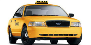 Selling Toronto Standard Taxi Plate $45,000.
