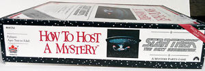 How To Host A Mystery - Star Trek: The Next Generation West Island Greater Montréal image 3