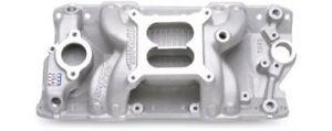 Edelbrock Performer RPM Air-Gap Intake Manifold 7501 Fits: SBC Chevy 327 350
