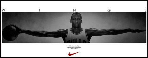 Michael Jordan Poster Ebay