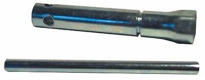 Emgo Spark Plug Socket Wrench 18mm 18 mm Honda Yamaha Kawasaki Suzuki KTM