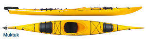 Boreal Design Muktuk 16 ft Kayaks - last one in red