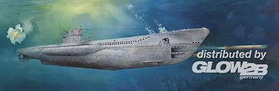 Trumpeter DKM U-Boat Type VIIC U-552 in 1:48 9366801 Trumpeter 06801 Messepreis