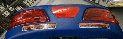 2004 - 15 Polaris IQ Trail Touring Tail Light Assembly 2410324-341 Lens