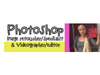 Photoshop expert in photo retouching and image manipulation.EXCELLENT rates. BEST online!