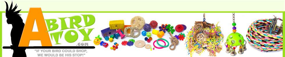 A Bird Toy - Bird Toys & Parts