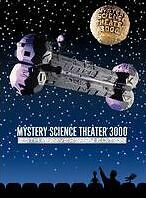 MYSTERY SCIENCE THEATER 3000: 25TH ANNIVERSARY EDITION  - DVD - Region 1 Sealed