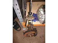 Astra mk5 H Front Drivers Side Strut Complete 1.6 SXI