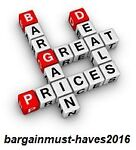 bargainmust-haves2016