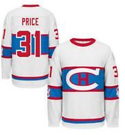# 31 PRICE - MONTREAL CANADIENS WINTER CLASSIC JERSEY
