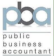 Public Business Accountant Services; with Excellent References