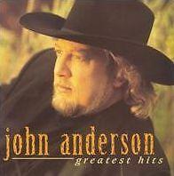JOHN ANDERSON : GREATEST HITS (CD) sealed