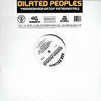 Dilated Peoples - Neighborhood Watch Instrumentals Album 2LP (12