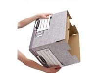 Bankers Box System Storage Box (PACK OF 7). BRAND NEW CONDITION