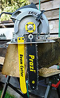 prazi beam cutter attachment
