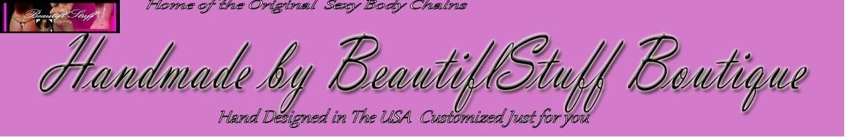 BEAUTIFLSTUFF Sexy Hot Body Chains