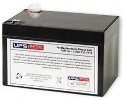 12V 12Ah Sealed Lead Acid Battery (F1 Terminal)